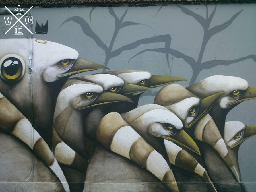 graffiti Brick Lane