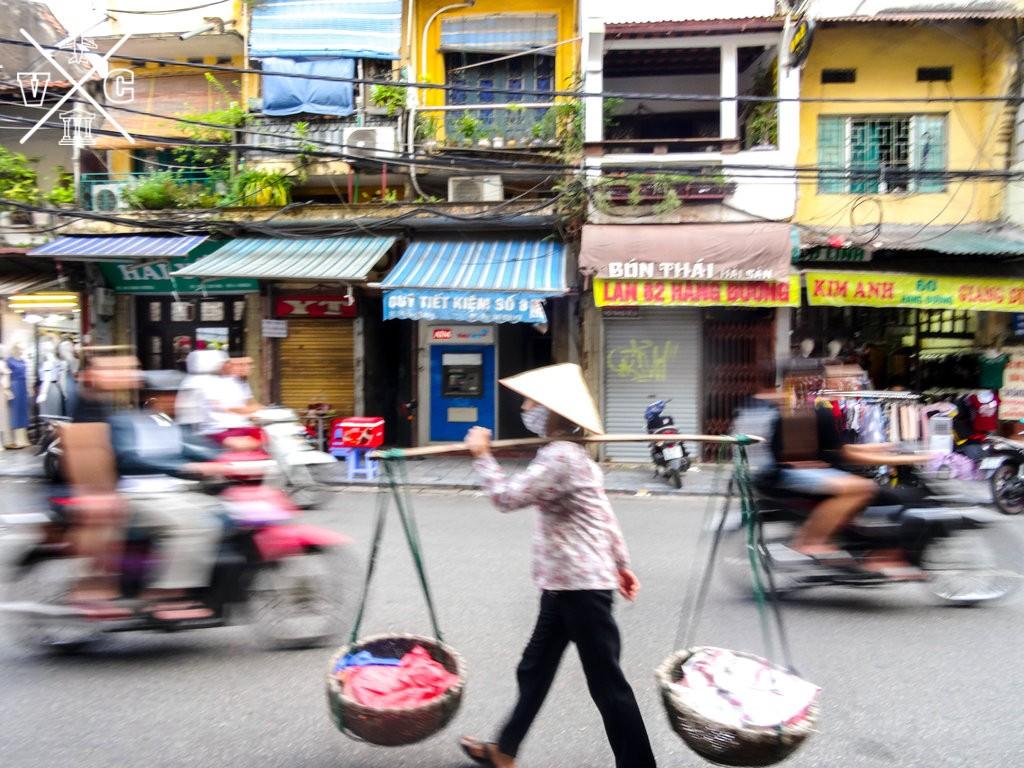 Calles de Hanoi