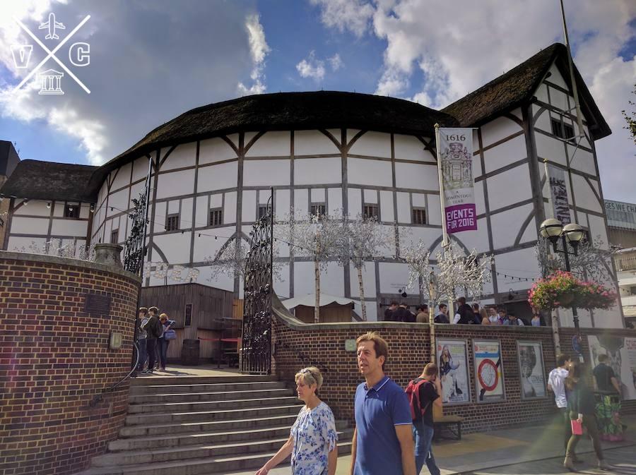teatro The Globe Shakespeare