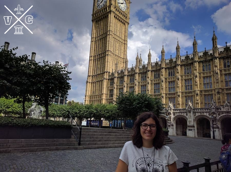 visitar el Parlamento Británico