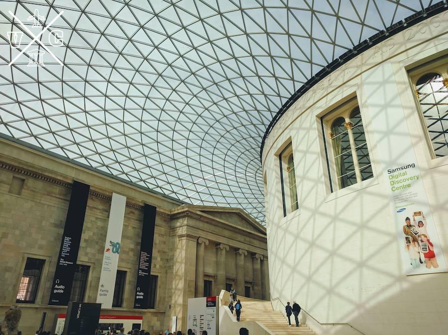 Cúpula del British Museum