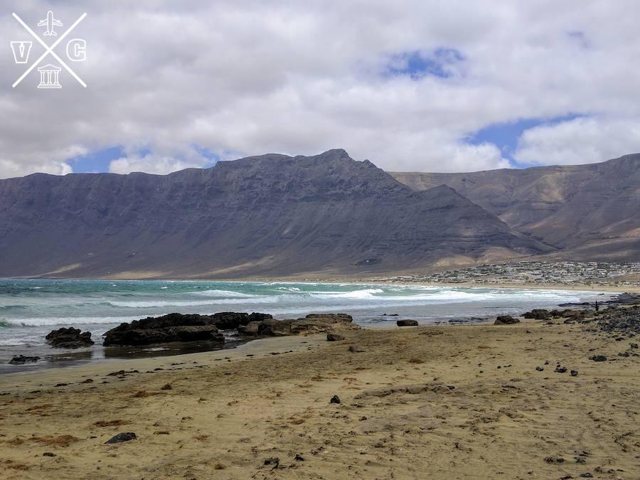 playas de lanzarote famara