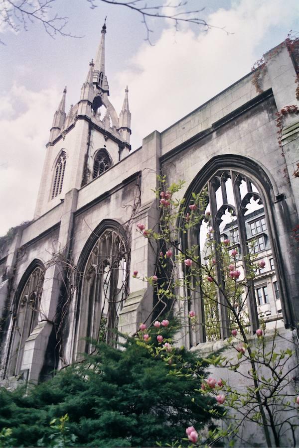 Iglesia Saint Dunstan in the East