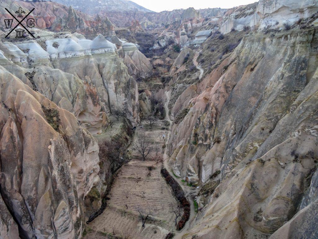 Capadocia turca