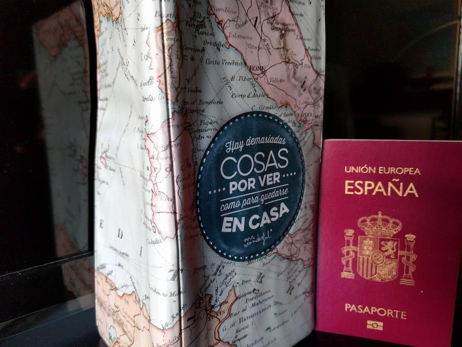 funda pasaporte