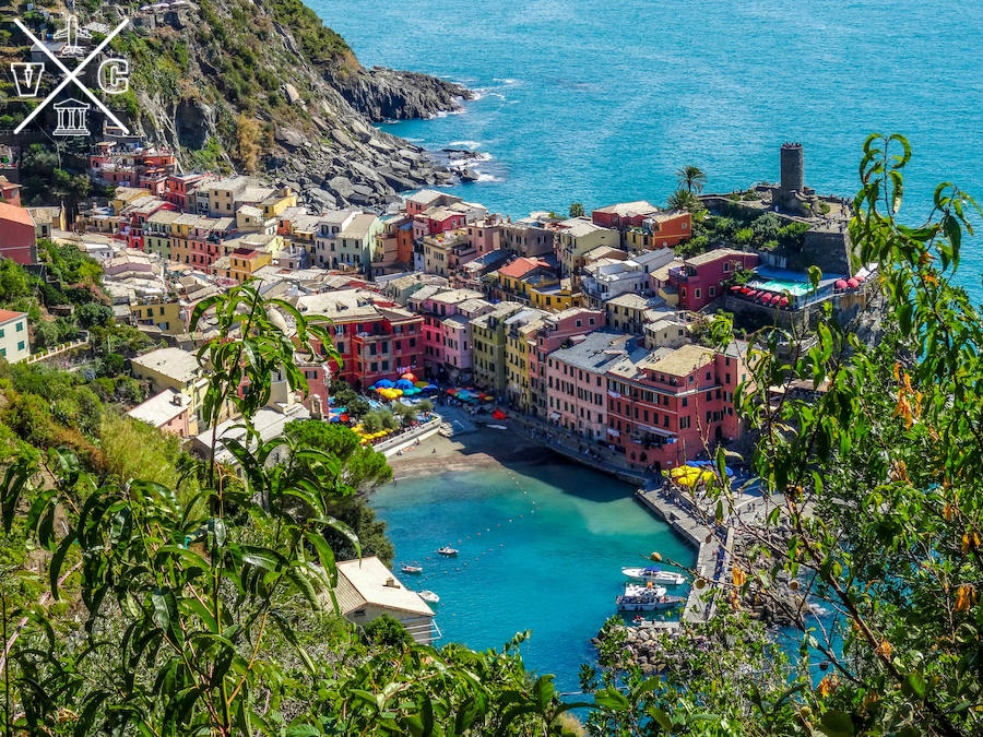 Vistas Vernazza