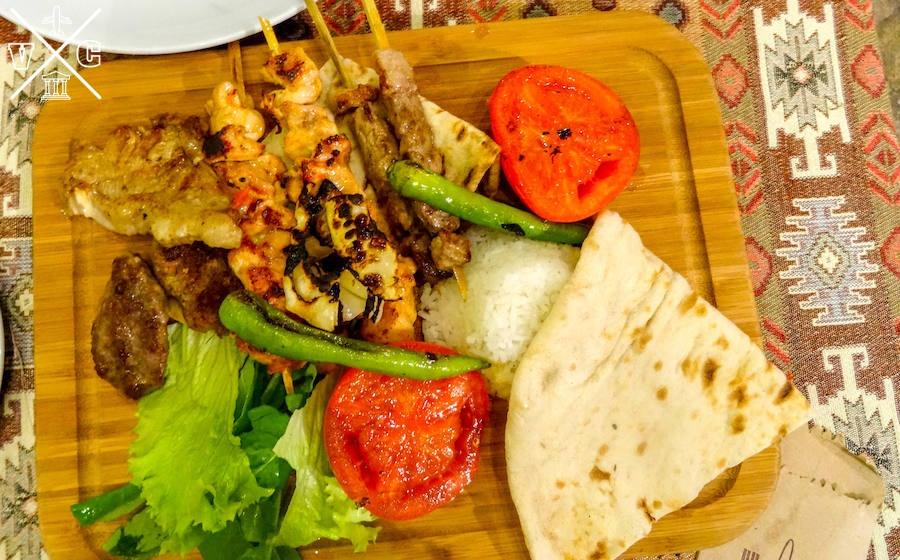 comida turca