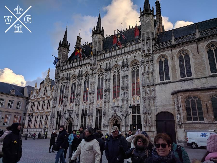Burg Square Brujas