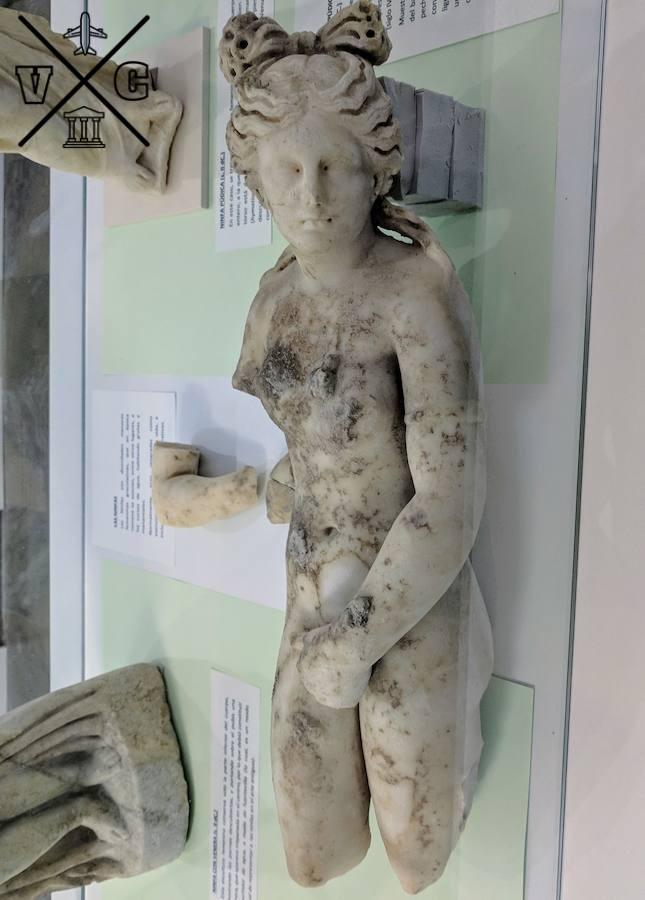 venus villa romana salar