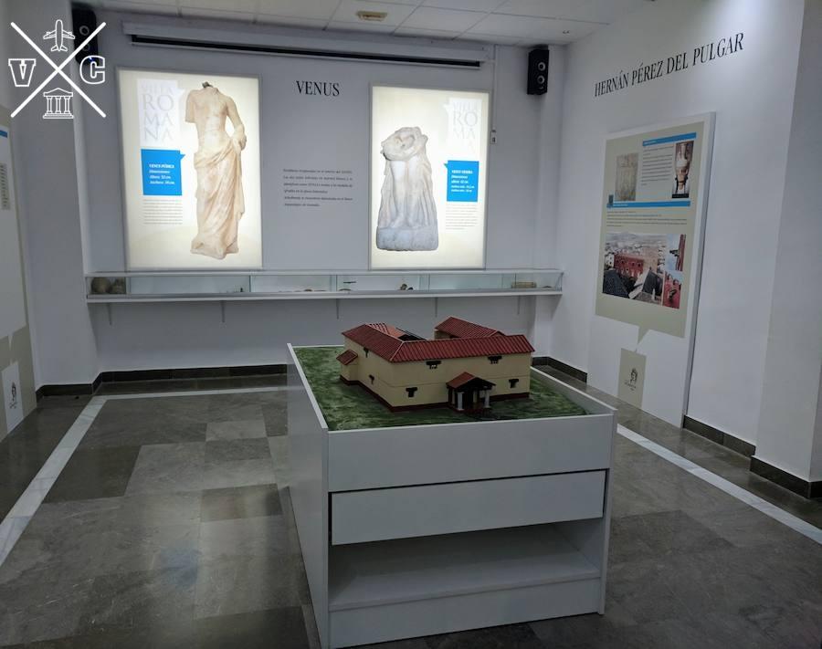 museo villa romana salar