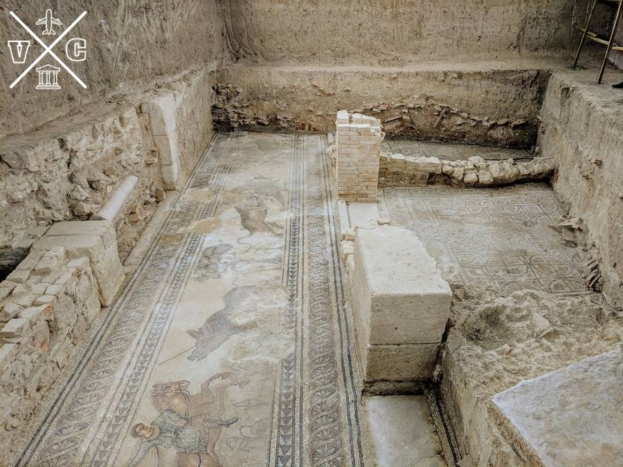 villa romana salar