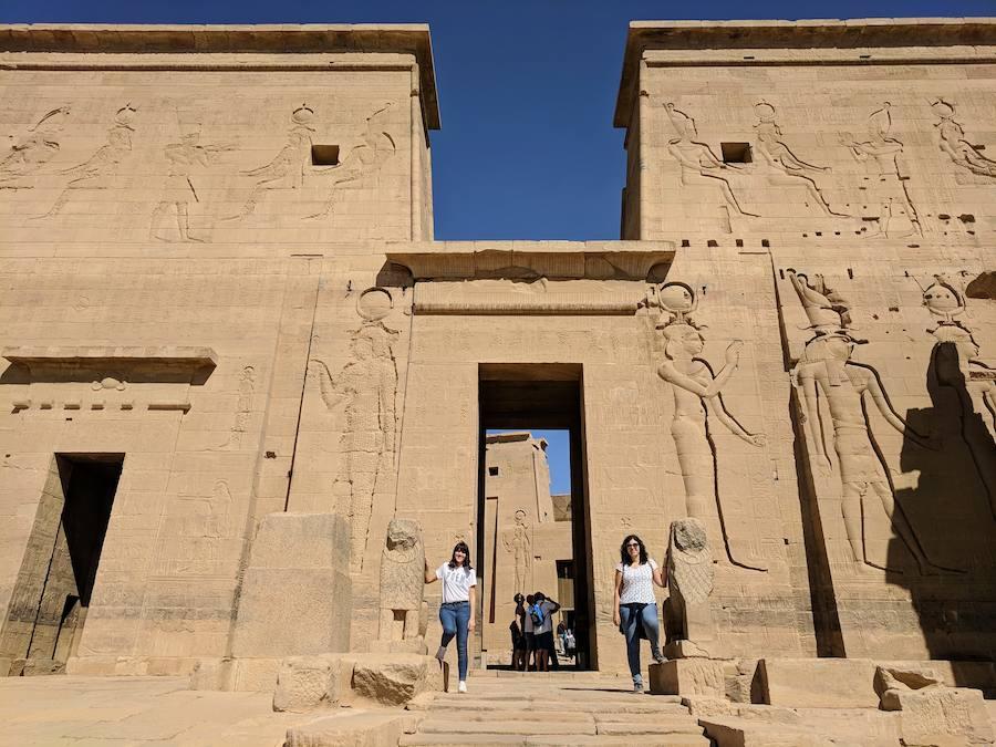 Templo Philae Egipto