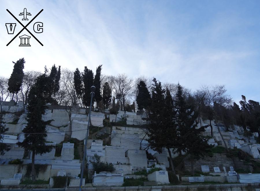 Cementerio Eyup Estambul