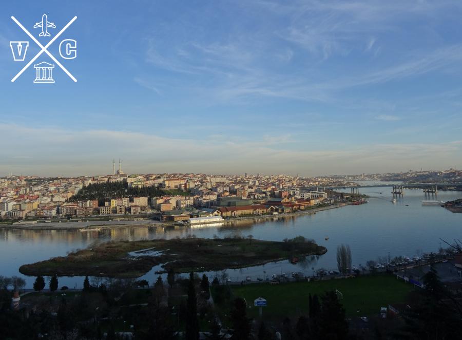 Vistas de Estambul desde Pierre Loti