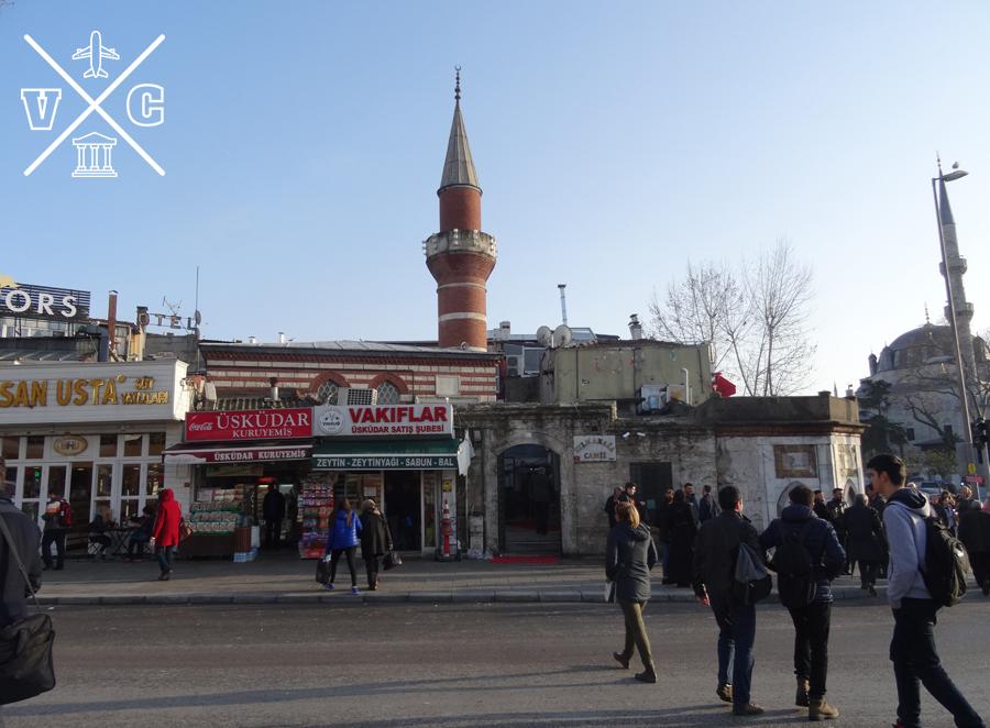 Barrio de Uskudar