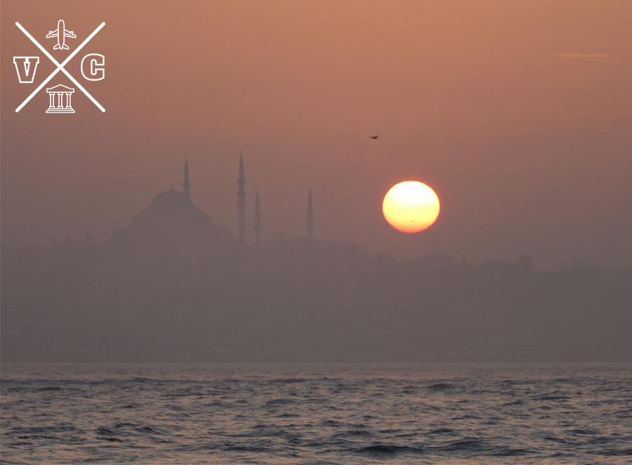 Vistas de Estambul Uskudar