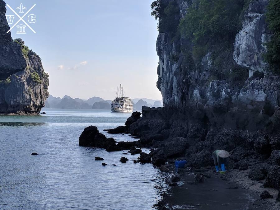 crucero bahia halong